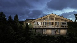 CHALET / residential / under construction